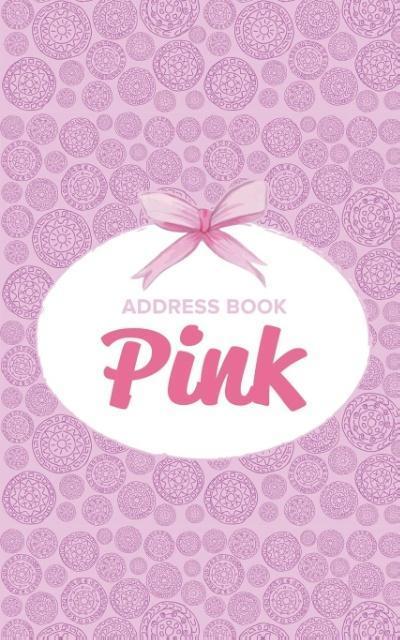 Address Book Pink als Taschenbuch von Journals ...