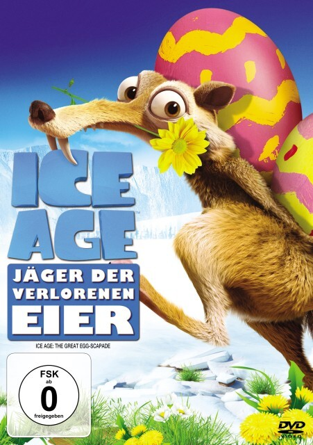 Ice Age - Jäger der verlorenen Eier als DVD