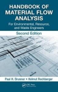 Handbook of Material Flow Analysis als Buch (gebunden)