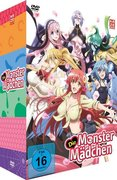 Die Monster Mädchen 01 + Sammelschuber