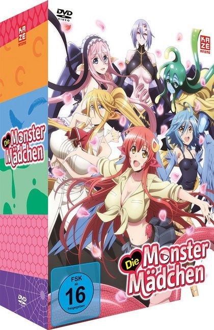 Die Monster Mädchen