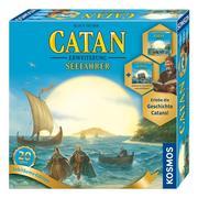 Die Siedler von Catan - Erweiterung: Seefahrer (Jubiläums-Edition)