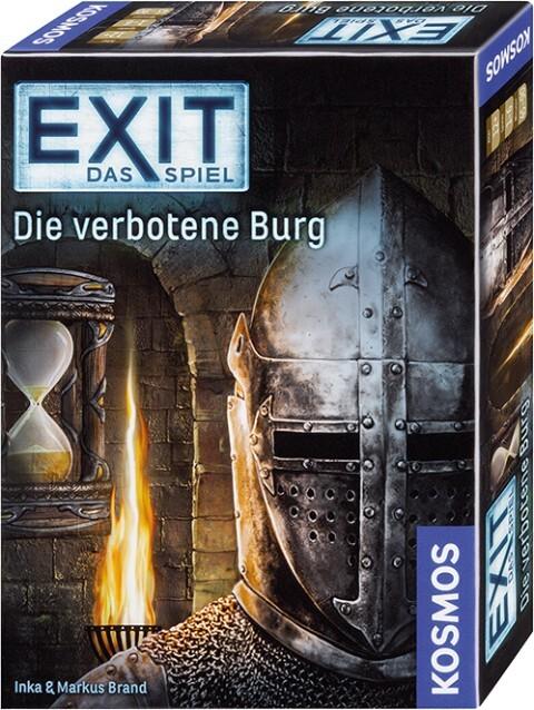 EXIT - Das Spiel: Die verbotene Burg als sonstige Artikel