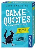 KOSMOS - Game of Quotes