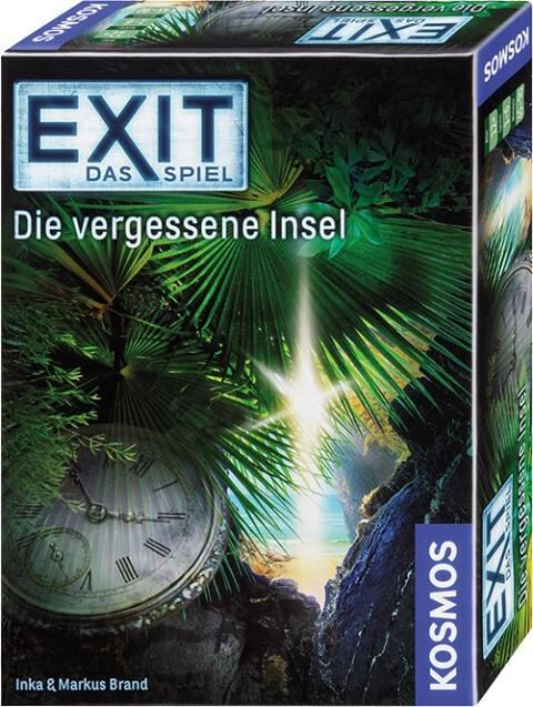 EXIT - Das Spiel: Die vergessene Insel als Spielware