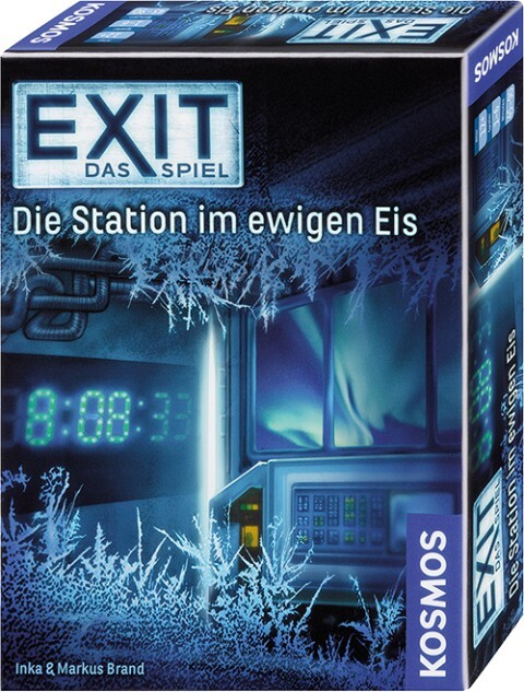 EXIT - Das Spiel: Die Station im ewigen Eis als sonstige Artikel
