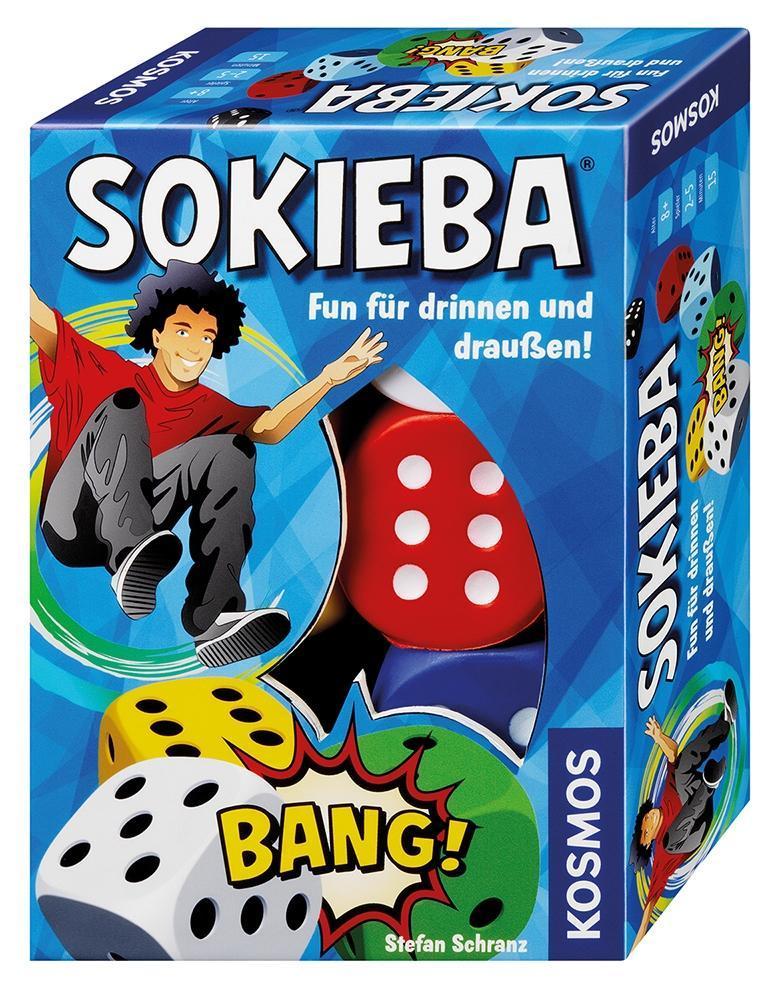 Sokieba - Fun für drinnen und draußen als Spielwaren