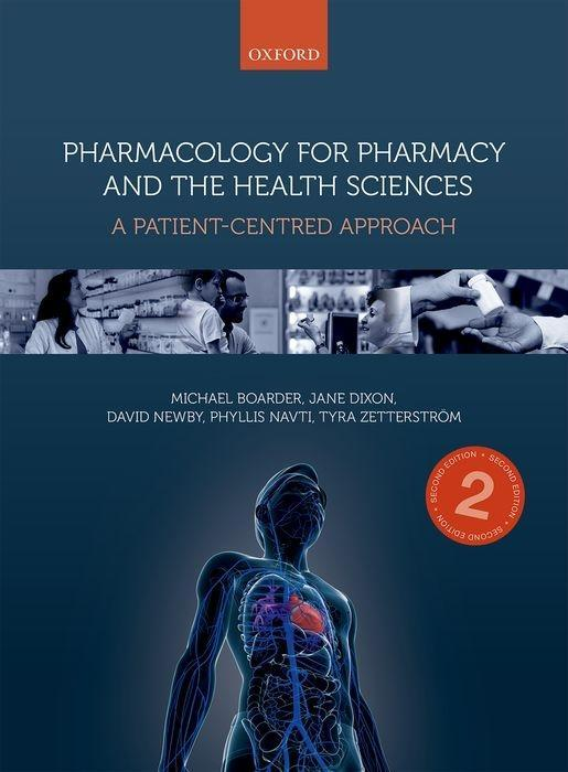 Pharmacology for Pharmacy and the Health Sciences als Taschenbuch
