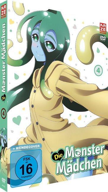 Die Monster Mädchen 04