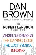 Dan Brown's Robert Langdon Series