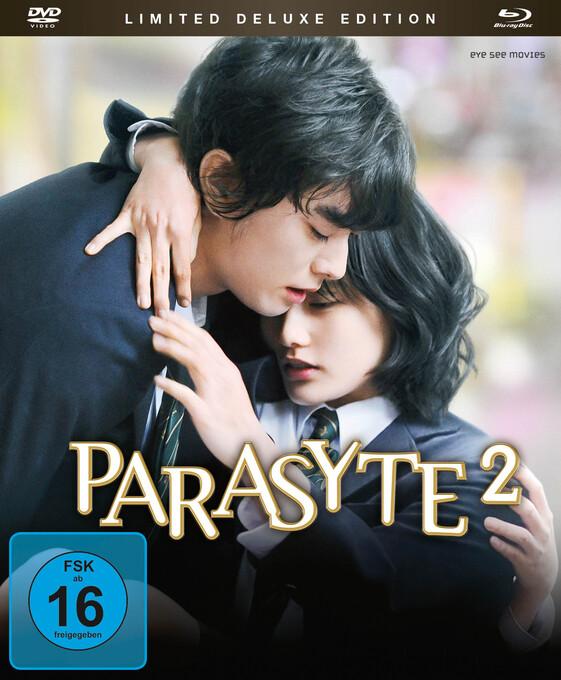 Parasyte - Film 2 - Limited Edition (DVD und Bl...