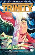 Trinity HC Vol 1 Better Together (Rebirth)