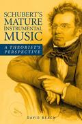 Schubert's Mature Instrumental Music