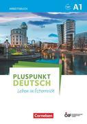 Pluspunkt Deutsch - Leben in Österreich A1 - Arbeitsbuch mit Audio-mp-3 Download und Lösungen