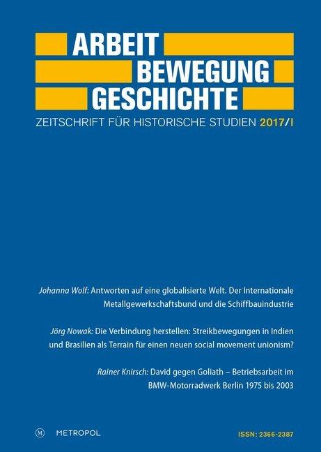 Arbeit - Bewegung - Geschichte als Buch von Jür...