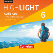 English G Highlight Band 6: 10. Schuljahr - Hauptschule - Audio-CDs (Vollfassung)