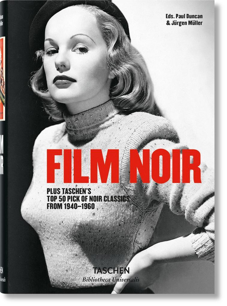 Film Noir als Buch
