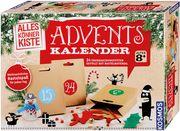 KOSMOS - Bastel-Adventskalender