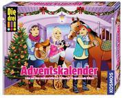 Die drei !!! Adventskalender 2017 (drei Ausrufezeichen)