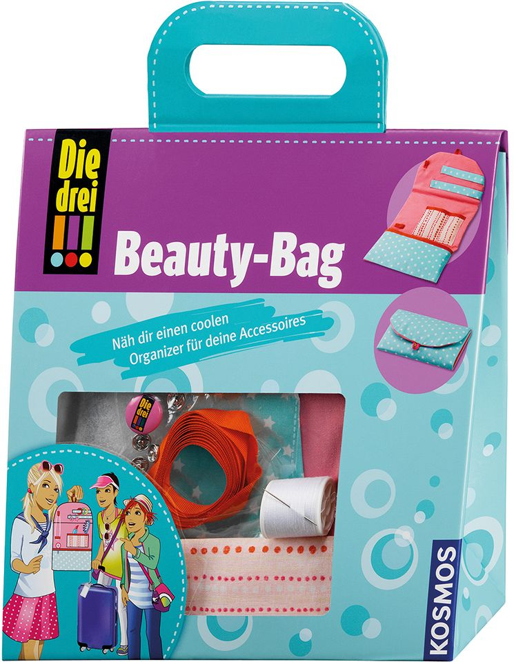 KOSMOS - Die drei !!! - Beauty-Bag