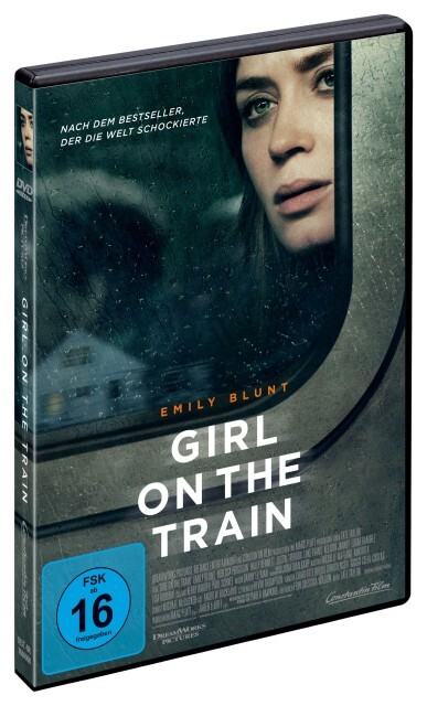 Girl on the Train als DVD