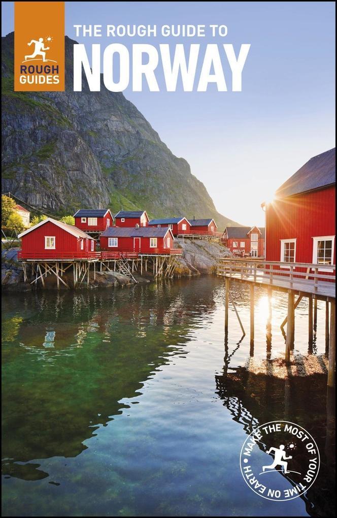 Rough Guide to Norway als eBook Download von Ro...