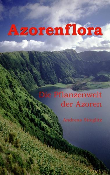 Azorenflora als Buch
