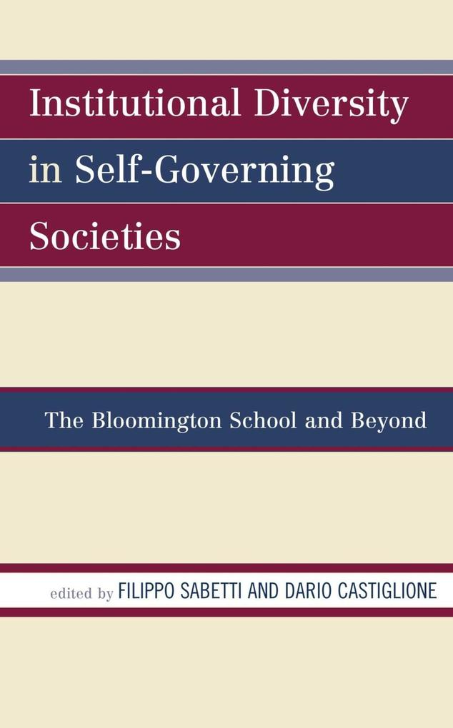 Institutional Diversity in Self-Governing Socie...