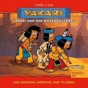 Folge 13: Yakari und der Riesenvielfraß (Das Original-Hörspiel zur TV-Serie)