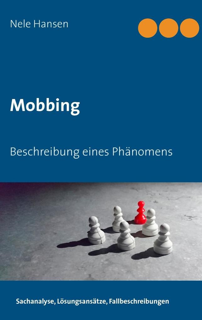 Mobbing als eBook Download von Nele Hansen