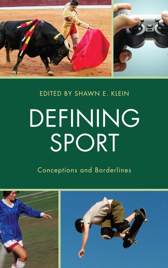 Defining Sport als eBook Download von