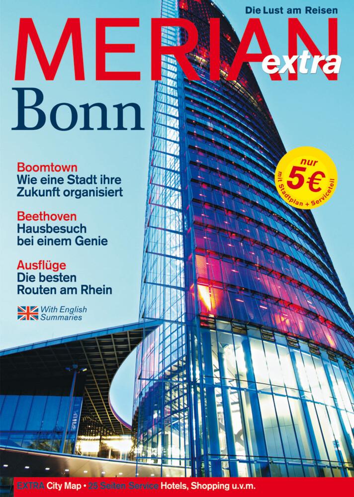 MERIAN extra. Bonn als Buch