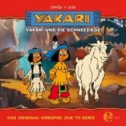 Folge 2: Yakari und die Schneeziege (Das Original-Hörspiel zur TV-Serie)