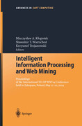 Intelligent Information Processing and Web Mining