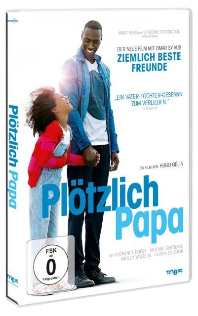 Plötzlich Papa als DVD