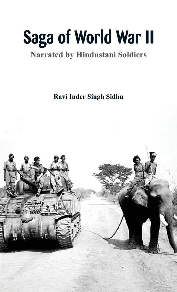 Saga of World War II als Buch von Ravi Inder Si...