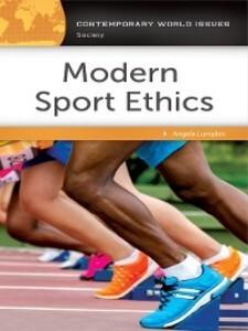 Modern Sport Ethics als eBook Download von Ange...