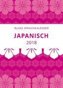 Sprachkalender Japanisch 2018