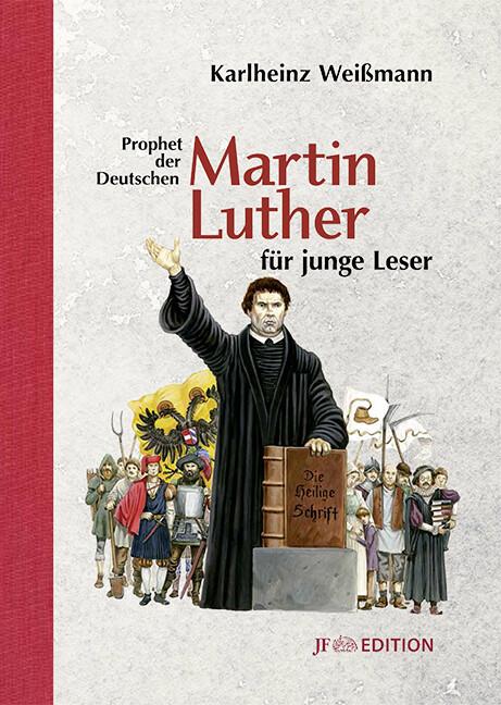 Martin Luther für junge Leser als Buch von Karl...