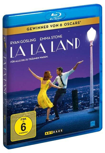 La La Land als DVD