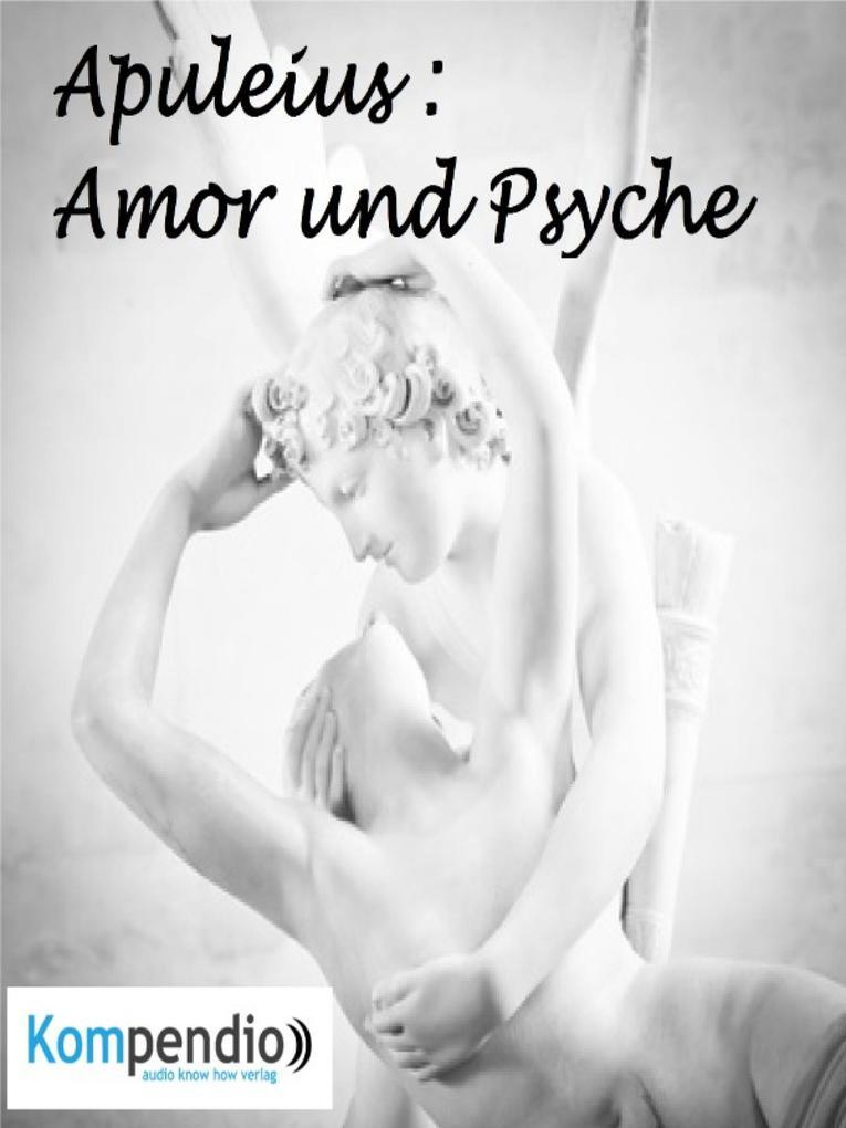 Amor und Psyche von Apuleius als eBook epub