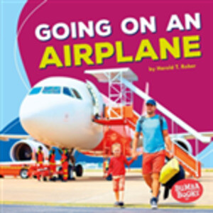 Going on an Airplane als eBook Download von Har...