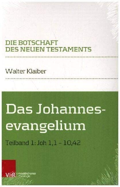 Das Johannesevangelium als Buch