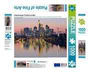Ein Motiv aus dem Kalender Faszinierendes Frankfurt - Impressionen aus der Mainmetropole (Puzzle)