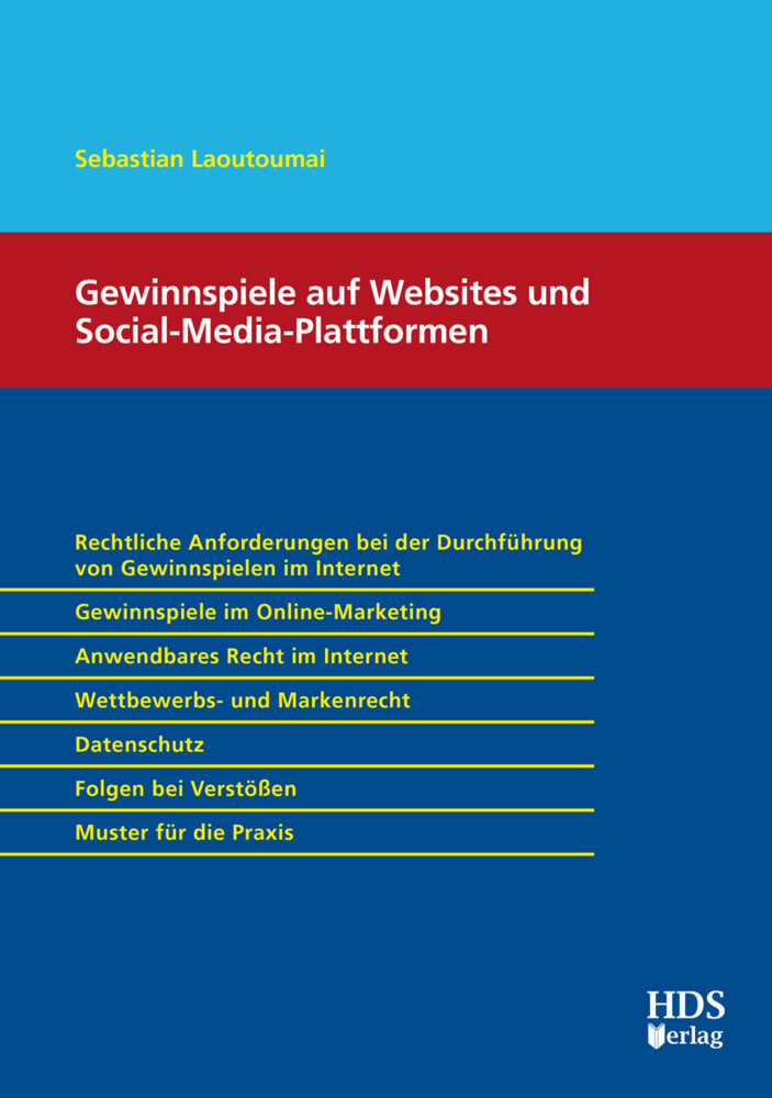 Gewinnspiele auf Websites und Social-Media-Plat...