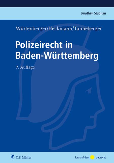 Polizeirecht in Baden-Württemberg als Buch von ...