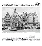 Frankfurt/Main gestern 2018