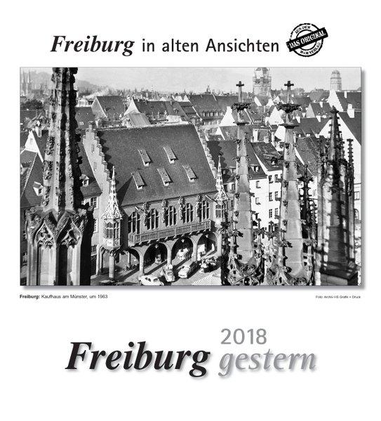 Freiburg gestern 2018