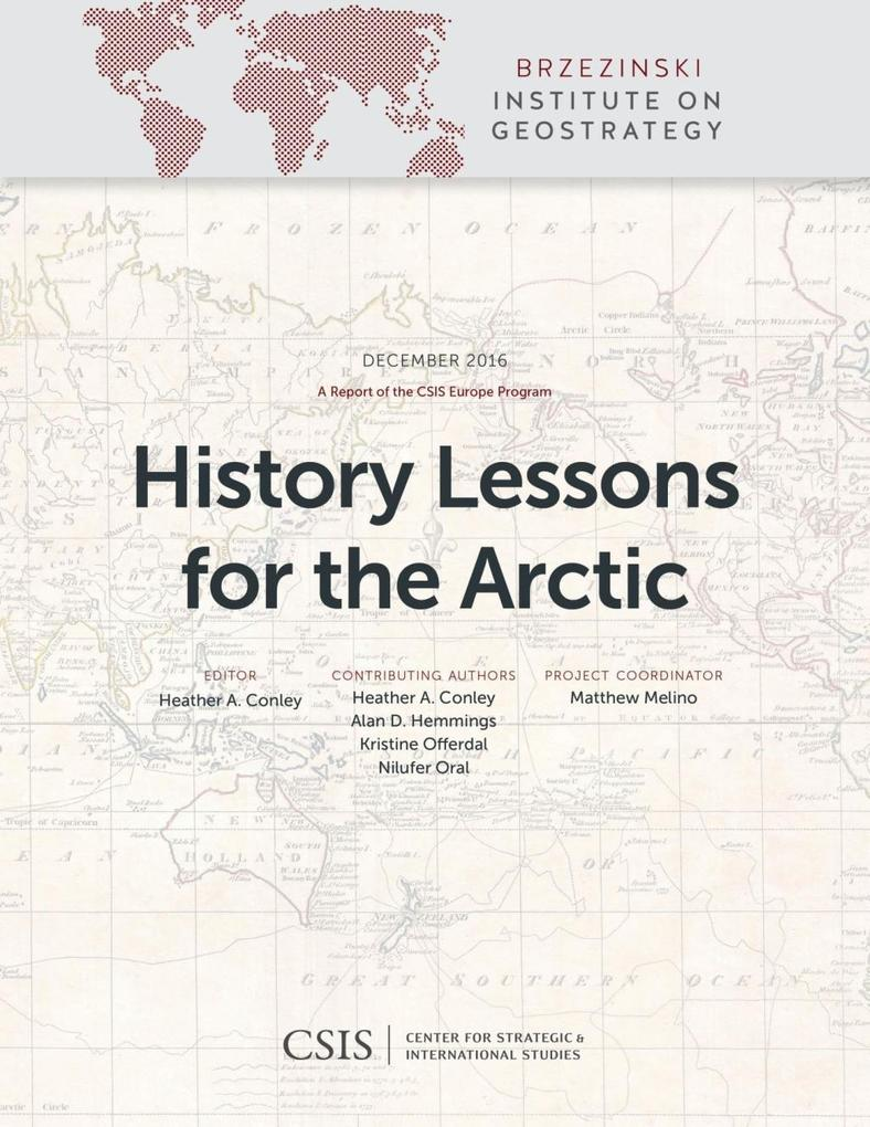 History Lessons for the Arctic als eBook Downlo...