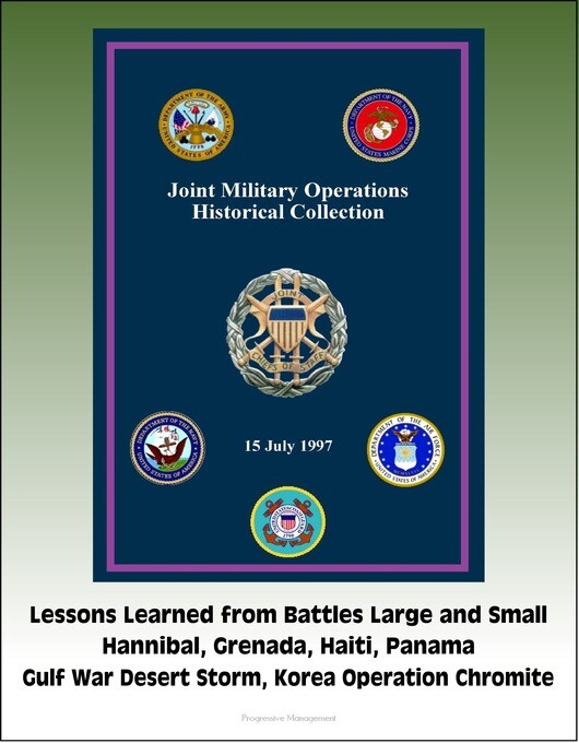 Joint Military Operations Historical Collection...